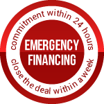 EMERGENCY FINANCING